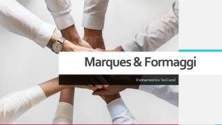 Marques e Formaggi - Treinamentos TECFOOD