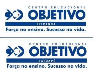 Centro Educacional Objetivo Tatuapé e Ipiranga
