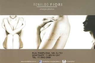 Clínica Dr Ronaldo Fiori – Cirurgia Plástica