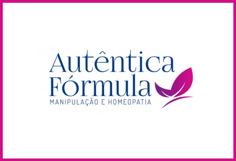 DESCONTOS DE ATÉ 20% NA FARMÁCIA AUTÊNTICA FÓRMULA
