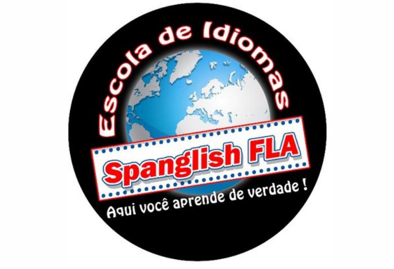 ATÉ  50% OFF NA SPANGLISH FLA