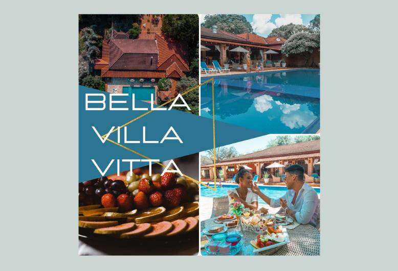 10% OFF HOSPEDAGEM EM SÃO PEDRO-SP - HOTEL BELLA VILLA VITTA