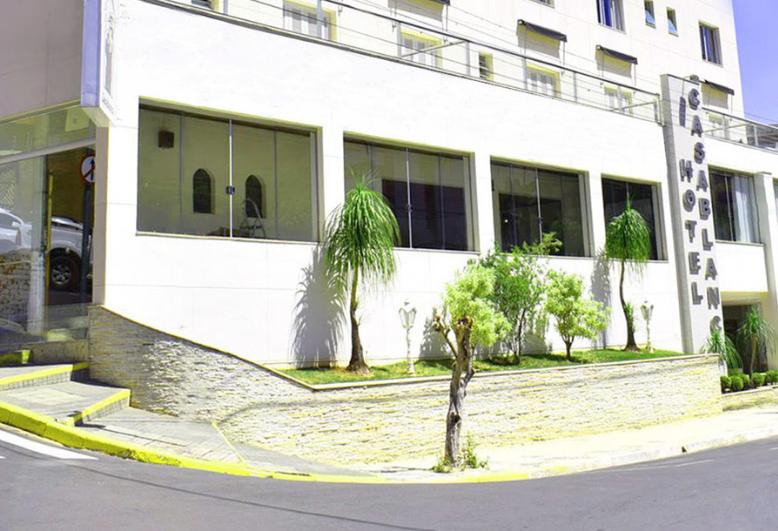 HOTEL CASABLANCA OFERECE DESCONTOS ESPECIAIS EM ALTA E BAIXA TEMPORADAS